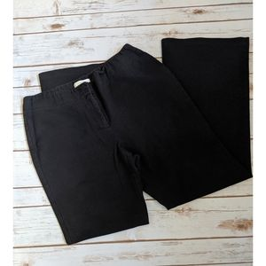 Chicos Black Pants Size 2